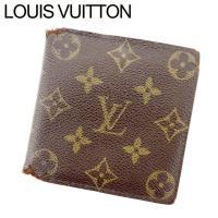 ■管理番号:B335 ◆参考価格:59850円 【商品説明】 ルイヴィトンの二つ折り財布です。男女共...