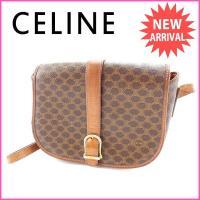 ■管理番号:C1758  【商品説明】 セリーヌ【CELINE】の  ショルダーバッグです♪  ◆ラ...