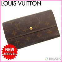 ■管理番号:C196  ◆参考価格:57750円  【商品説明】 ルイヴィトンの長財布です。定番人気...