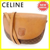 ■管理番号:C2241  【商品説明】 セリーヌ【CELINE】の  ショルダーバッグです。   ◆...