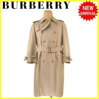 ■管理番号:C2656  【商品説明】 バーバリー【BURBERRY】の コートです。 定番人気のト...