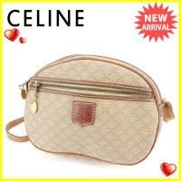 ■管理番号:D1695  【商品説明】 セリーヌ【CELINE】の  ショルダーバッグです。 定番人...