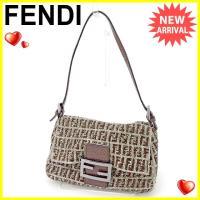 ■管理番号:G1106  【商品説明】 フェンディ【FENDI】の  ショルダーバッグです。 手の込...