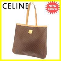 ■管理番号:H390  【商品説明】 セリーヌ【CELINE】の  トートバッグです。 大き目ですの...