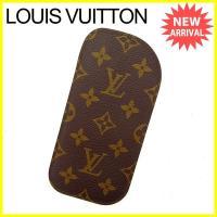 ■管理番号:J11737  【商品説明】 ルイヴィトン【Louis Vuitton】の  メガネケー...