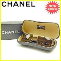 ■管理番号:J15056  【商品説明】 シャネル【CHANEL】の  サングラスです。  ◆ランク...