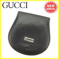 ■管理番号:J19887  【商品説明】 グッチ【GUCCI】の  コインケースです。 ブランドの象...