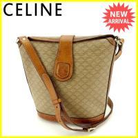 ■管理番号:L1117  【商品説明】 セリーヌ【CELINE】の  ショルダーバッグです。  ◆ラ...