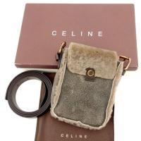 ■管理番号:L1147  【商品説明】 セリーヌ【CELINE】の  ショルダーバッグです。 定番人...