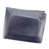 f2e6a7d6468e ルイ ヴィトン Louis Vuitton 二つ折り財布 メンズ ポルトフォイユフロリン M32649 タイガ 中古セール L1237