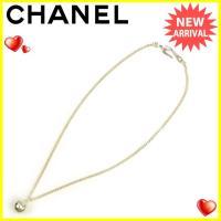 ■管理番号:L1521  【商品説明】 シャネル【CHANEL】の  ネックレスです。  ◆ランク ...