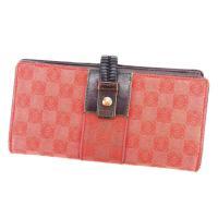 ■管理番号:L1730  【商品説明】 ロエベ【LOEWE】の  長財布です。  ◆ランク 【6】 ...