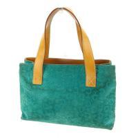 ■管理番号:P413  【商品説明】 セリーヌ【CELINE】の  ハンドバッグです。 真ん中にファ...