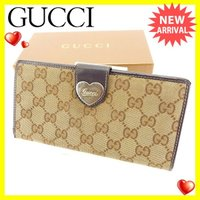 ■管理番号:S227  【商品説明】 グッチ【GUCCI】の  長財布です。  ◆ランク 【6】 【...