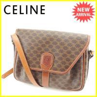 ■管理番号:S468  【商品説明】 セリーヌ【CELINE】の  ショルダーバッグです。 定番人気...