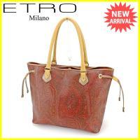 ■管理番号:S776  【商品説明】 エトロ【ETRO】の  トートバッグです。  ◆ランク 【6】...