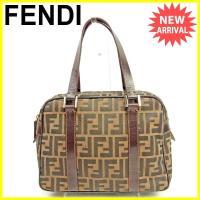 ■管理番号:T1256  【商品説明】 フェンディ【FENDI】の  ハンドバッグです。 定番人気の...