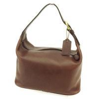 ■管理番号:T1744  【商品説明】 コーチ【COACH】の  ハンドバッグです。 定番のレザータ...