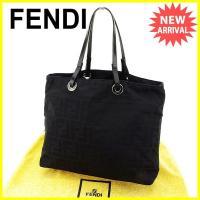 ■管理番号:T2783  【商品説明】 フェンディ【FENDI】の  トートバッグです。 定番人気の...