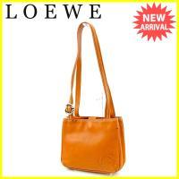 ■管理番号:T3796  【商品説明】 ロエベ【LOEWE】の ショルダーバッグです。 定番人気のア...