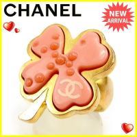 ■管理番号:T950  【商品説明】 シャネル【CHANEL】の  指輪です。  ◆ランク 【6】 ...