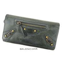 ■管理番号:D1620  【商品説明】 バレンシアガ【BALENCIAGA】の  長財布です。 定番...