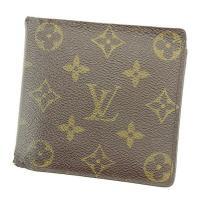 ■管理番号:G1163  ◆参考価格:59850円  【商品説明】 ルイヴィトンの二つ折り財布です。...