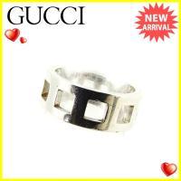 ■管理番号:G1171  【商品説明】 グッチ【Gucci】の  指輪です。  ◆ランク 【7】 【...