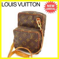■管理番号:H380  【商品説明】 ルイヴィトン【Louis Vuitton】の ミニアマゾン シ...