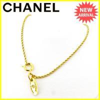 ■管理番号:J21277  【商品説明】 シャネル【CHANEL】の  ネックレスです。 とってもシ...