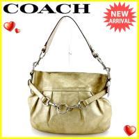 ■管理番号:L1238  【商品説明】 コーチ【COACH】の  ショルダーバッグです。 大きなフッ...