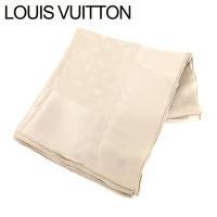 ■管理番号:L356  【商品説明】 ルイヴィトン【Louis Vuitton】の  スカーフです♪...