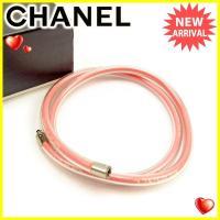 ■管理番号:T433  【商品説明】 シャネル【CHANEL】の  ネックレスです。 オシャレなチュ...