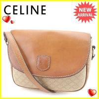 ■管理番号:T895  【商品説明】 セリーヌ【CELINE】の  ショルダーバッグです。 定番人気...