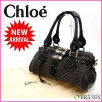 ■管理番号:Y039  【商品説明】 クロエ【Chloe】の パディントン  ハンドバッグです♪  ...