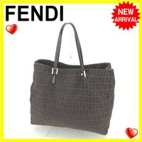 ■管理番号:Y3757  【商品説明】 フェンディ【FENDI】の  トートバッグです。  ◆ランク...