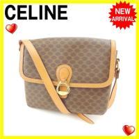 ■管理番号:Y3780  【商品説明】 セリーヌ【CELINE】の  ショルダーバッグです。  ◆ラ...