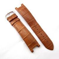 ブランド:カルティエ  商品名:時計用 レザーベルト  K18WG尾錠付  付属品:なし  サイズ:...