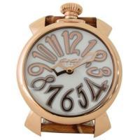 ガガミラノ manuale acciaio  ガガミラノ 時計 GAGA MILANO腕時計 ■ブラ...