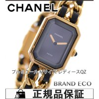 【送料無料】CHANEL【シャネル】プルミエールMサイズレディース腕時計【中古】H0001 クォーツ...