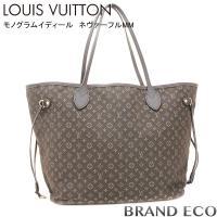 LOUIS VUITTON 【ルイヴィトン】モノグラム イディール ネヴァーフルMM M40513 ...