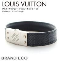 【送料無料】 LOUIS VUITTON 【ルイ ヴィトン】 ダミエ グラフィット M6606D ブ...