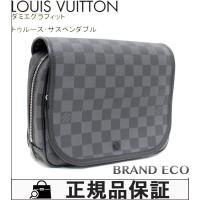 【送料無料】LOUIS VUITTON 【ルイヴィトン】ダミエグラフィット N41419 トゥルース...