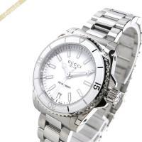 d23fd1e8e4fe31 GUCCI グッチ ディアマンテシマ YA141503 レディース腕時計 【ブランド】 時計 22mm ホワイトシェル×シルバー