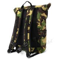 マンハッタンポーテージ Manhattan Portage リュックサック Washington SQ Backpack M バックパック カモフラ柄 グリーン系 1220LVL W.CAMO [在庫品]