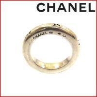 ■管理番号:X10302 【商品説明】 シャネル【CHANEL】の  リングです♪ ◆ランク 【7】...
