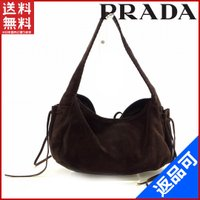 ■管理番号:X10336 【商品説明】 プラダ【PRADA】の  ショルダーバッグです。 ◆ランク ...