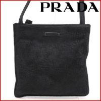■管理番号:X10472 【商品説明】 プラダ【PRADA】の  ショルダーバッグです。 ◆ランク ...