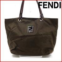 ■管理番号:X10665 【商品説明】 フェンディ【FENDI】の  トートバッグです。 ◆ランク ...
