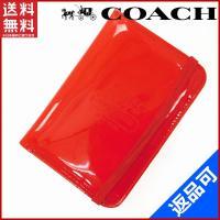 ■管理番号:X10691 【商品説明】 コーチ【COACH】の ノベルティー 手帳カバーです。 ◆ラ...